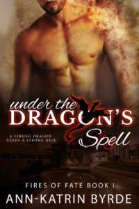 Book Cover: Under the Dragon's Spell