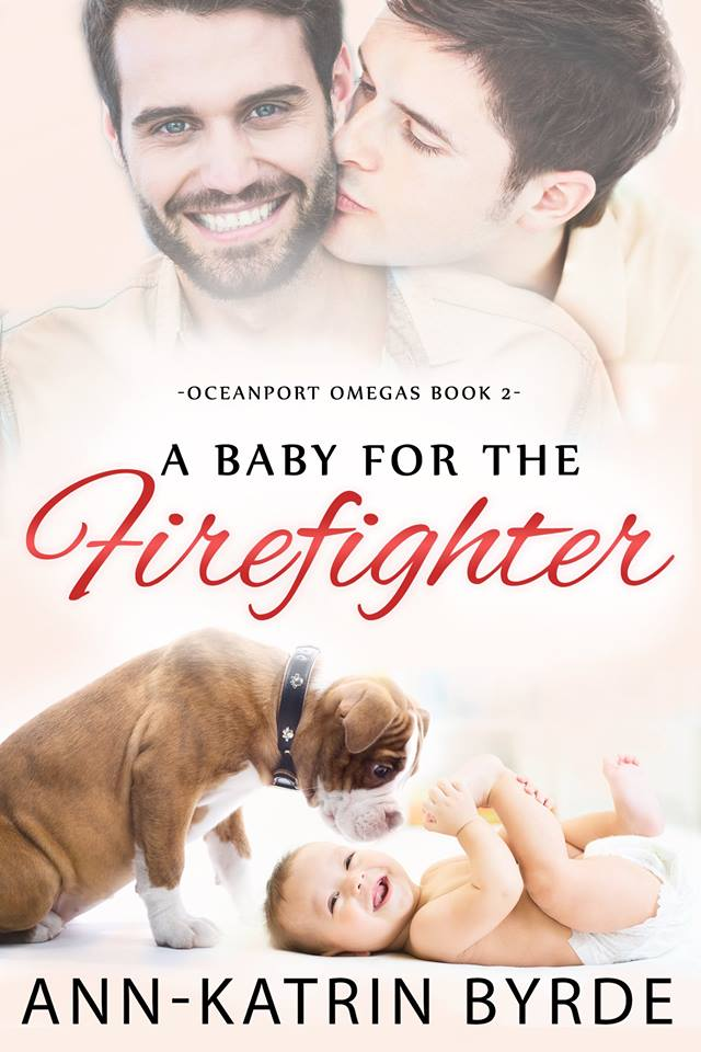 Book Cover: A Baby for the Firefighter