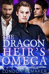 Book Cover: The Dragon Heir's Omega