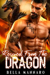 Book Cover: Rescued From the Dragon