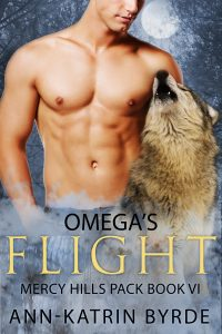 Book Cover: Omega's Flight