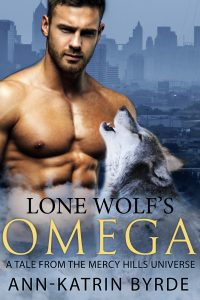 Book Cover: Lone Wolf's Omega