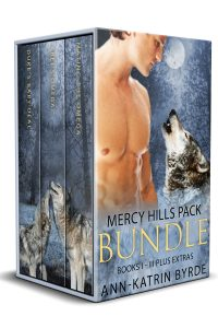 Book Cover: Mercy Hills Pack -- Bundle One