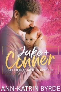 Book Cover: Jake and Conner--Coming Soon!