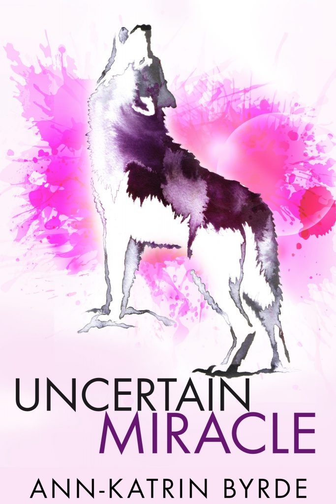 Book Cover: Uncertain Miracle