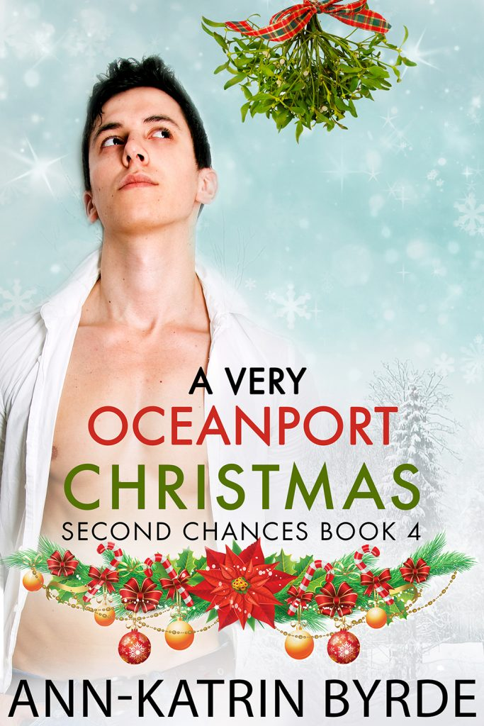 Book Cover: A Very Oceanport Christmas