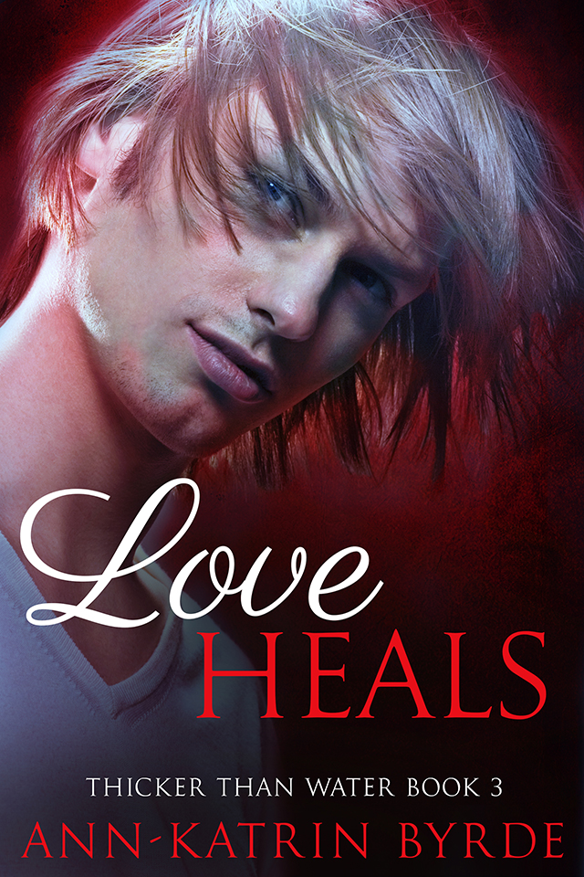 Book Cover: Love Heals