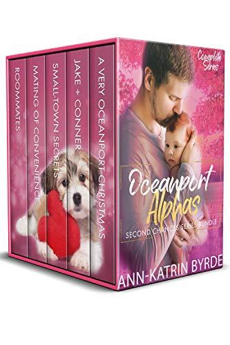 Book Cover: Oceanport Alphas: Second Chances Series Bundle