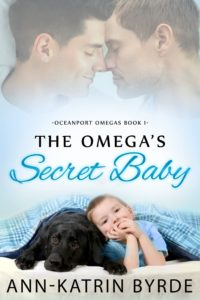 Book Cover: The Omega's Secret Baby