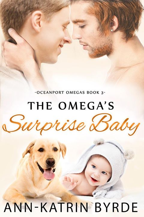 Book Cover: The Omega's Surprise Baby