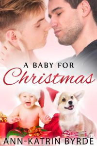 Book Cover: A Baby for Christmas