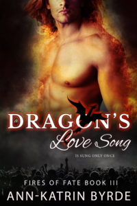 Book Cover: A Dragon's Love Song