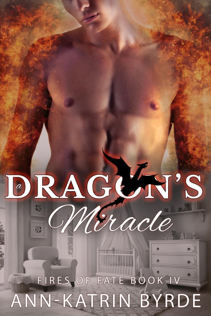 Book Cover: A Dragon's Miracle