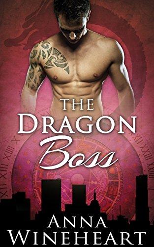 Book Cover: Dragon Boss