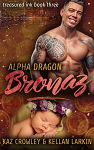 Book Cover: Alpha Dragon: Bronaz