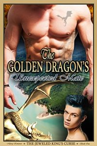Book Cover: The Golden Dragon's Unexpected Mate