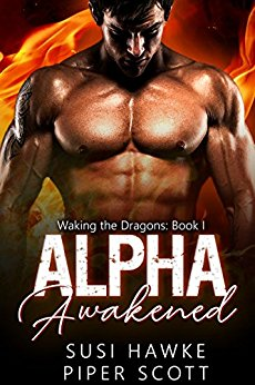 Book Cover: Alpha Awakened