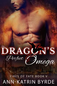 Book Cover: The Dragon's Perfect Omega