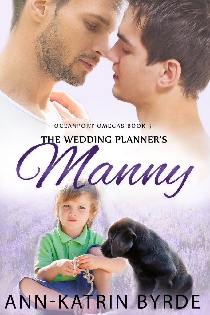 Book Cover: The Wedding Planner's Manny
