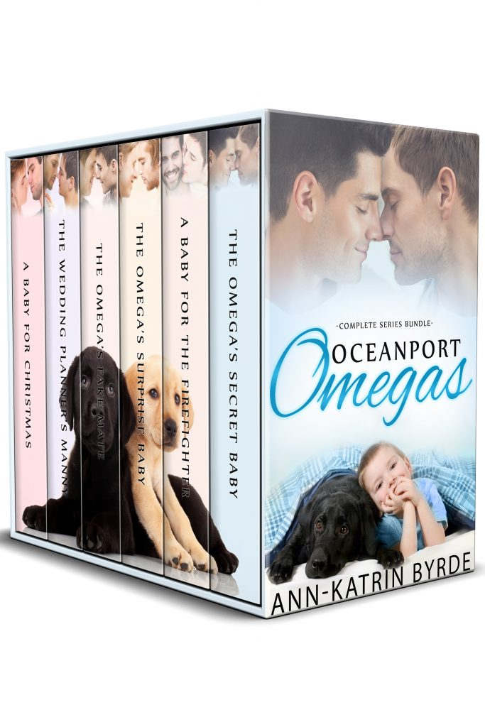 Book Cover: Oceanport Omegas -- Complete Series