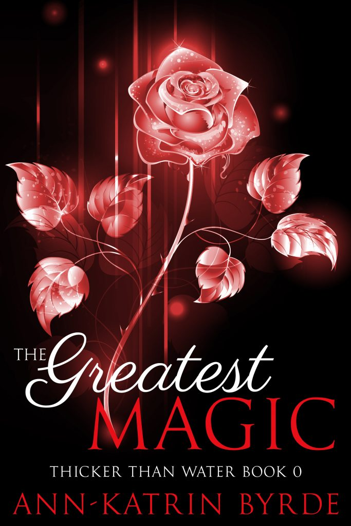 Book Cover: The Greatest Magic