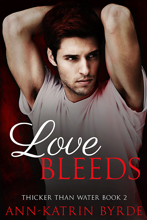 Book Cover: Love Bleeds