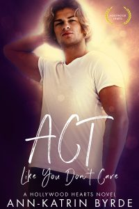 Book Cover: Act Like You Don't Care