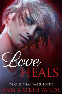 Book Cover: Love Heals